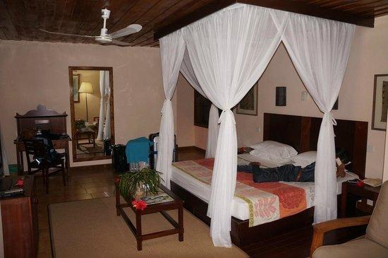 Hotel L'Archipel: Zimmer 02