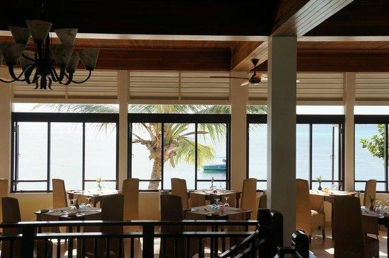 Hotel L'Archipel: Restaurant