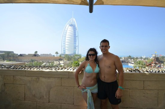 Wild Wadi Water Park: It must be Love