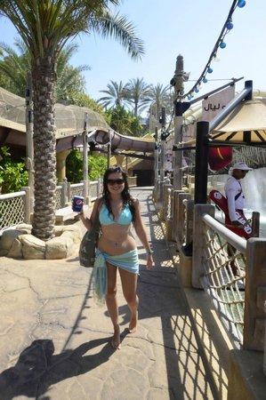 Wild Wadi Water Park: My Princess