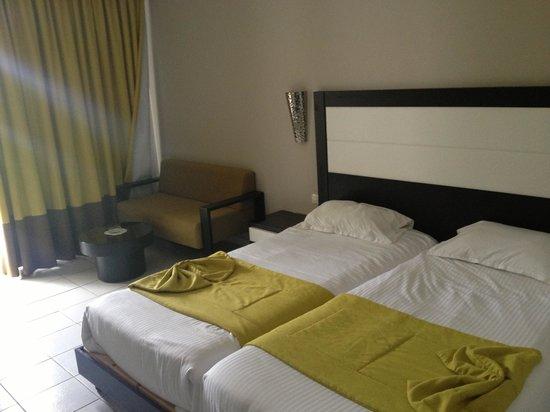 El Mouradi Club Kantaoui : Hotel room