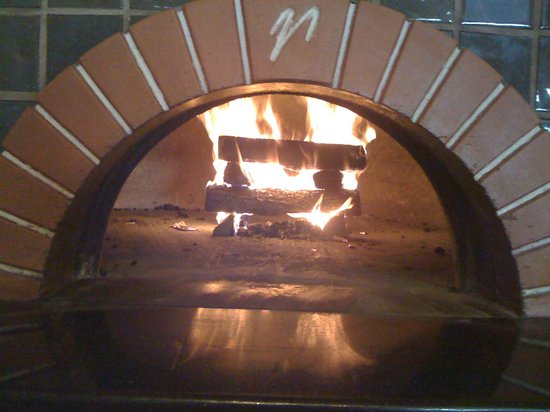 The Red Sun Fire Roasting Co. : wood fired oven