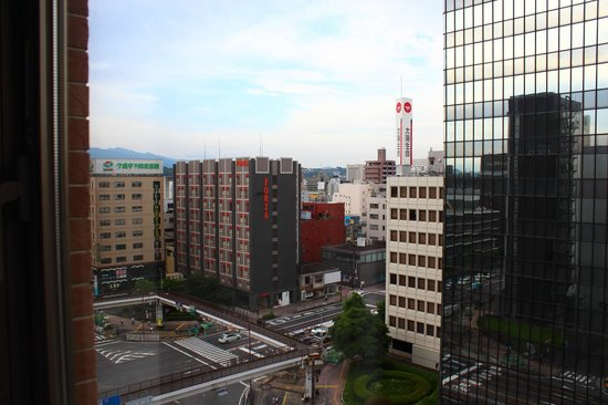 Daiwa Roynet Hotel Oita: Outside view