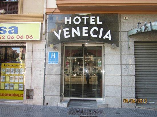 Venecia: Ubicación muy centrica