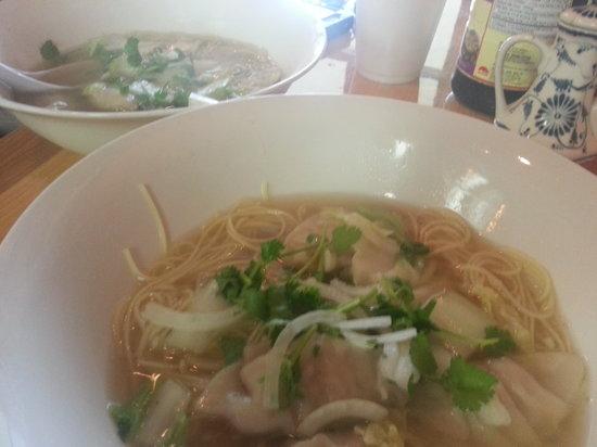 Mi Xao soup, delicious!