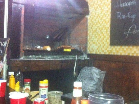 La Portena: Grill