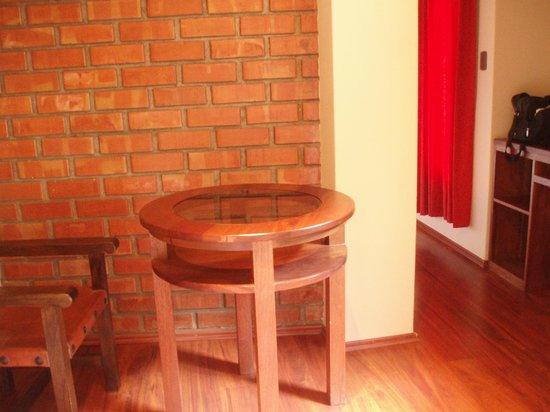 Andina Luxury: espacio íntimo al lado del dormitorio