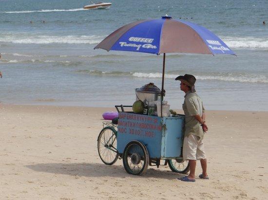The Beach Resort : Plage