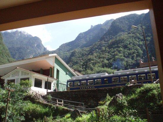 Andina Luxury: la estación de trenes