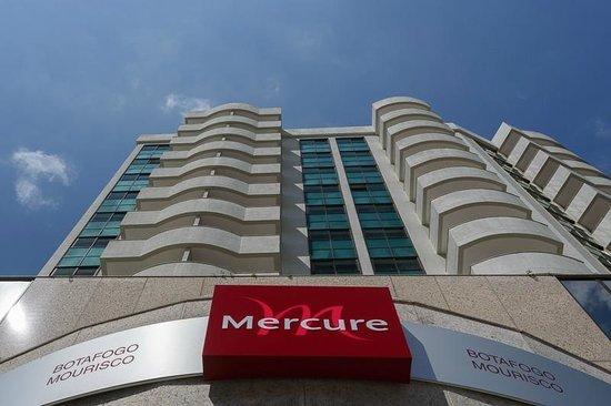 Mercure Botafogo Mourisco : Hotel