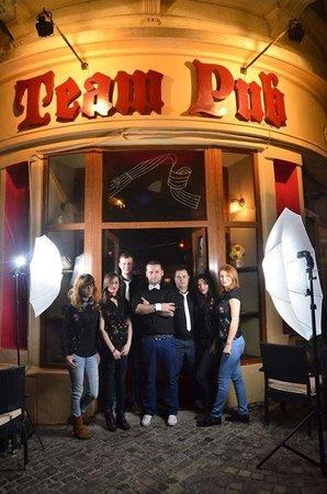 Team Pub