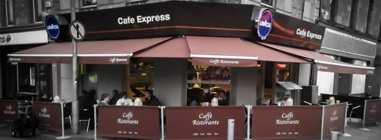 Cafe Express Eyre Square