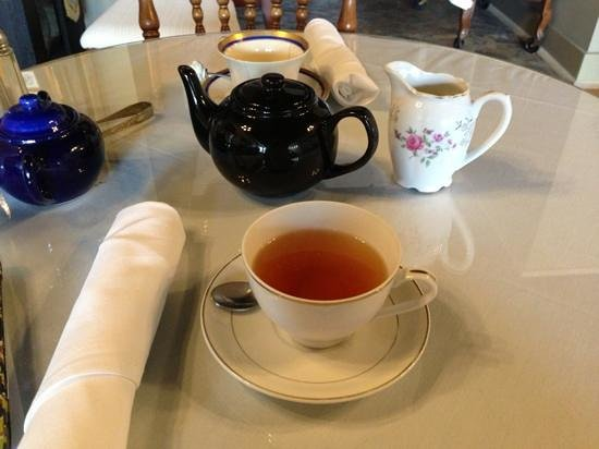 The Ploughcroft Tea Room: Mismatching Heaven