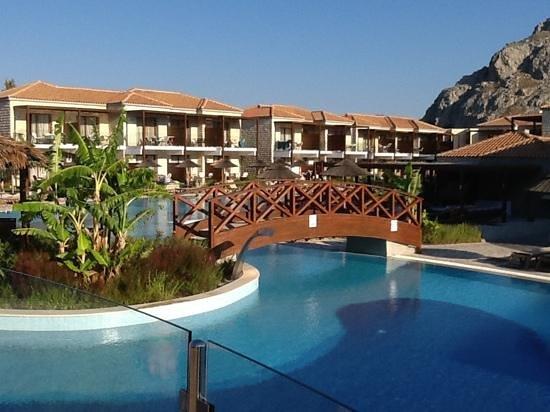 Pool - Atlantica Holiday Village Rhodes Photo