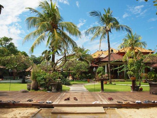 Grounds Picture Of Keraton Jimbaran Resort Tripadvisor
