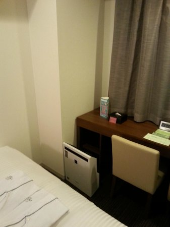 Sotetsu Fresa Inn Chiba Kashiwa: 部屋