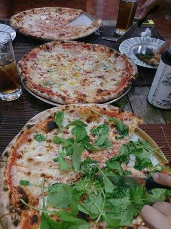 Pizzeria AGLI AMICI da Michele & Jimmy: excellent