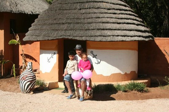 Shebeen: The king with the kids