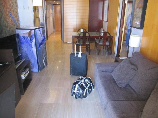 Hotel Estela Barcelona - Hotel del Arte: Living Area
