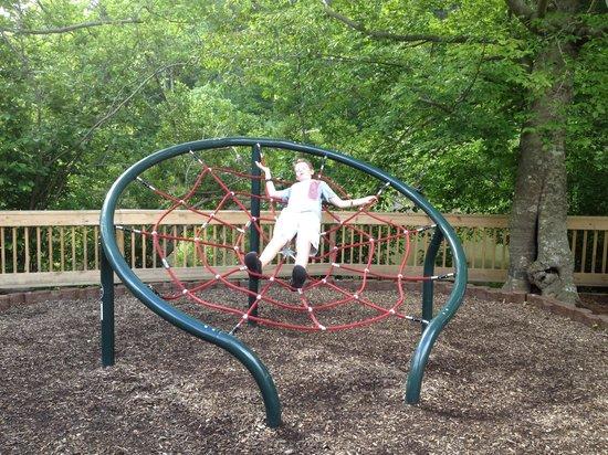 Newport News, فيرجينيا: Playground