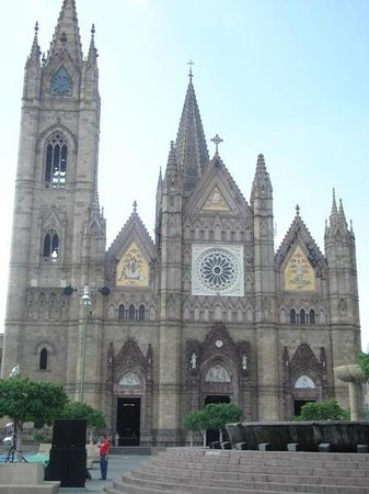 Expiatory Temple: Expiatorio Guadalaja Jalisco