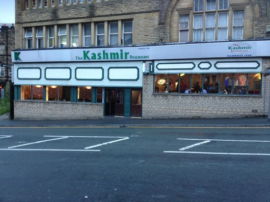 Kashmir Indian Restaurant Bradford