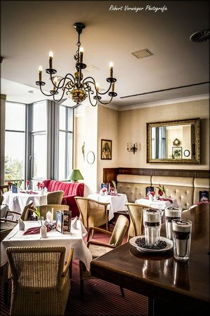 Hotel Asgard: Cafe Wien