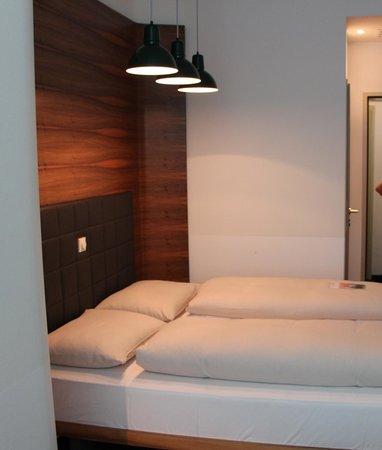 Hotel Daniel Vienna: De kamer