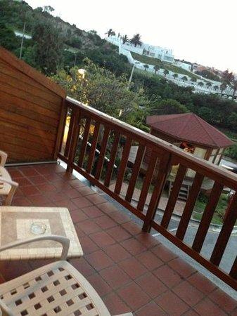 Kelway Hotel: balcony view