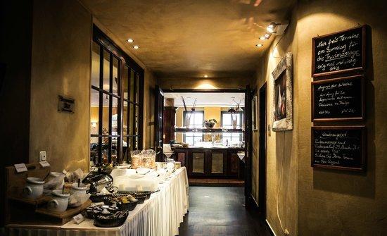 Hotel Asgard: Frühstück