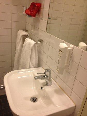 Scandic Hotel Uplandia: Toa