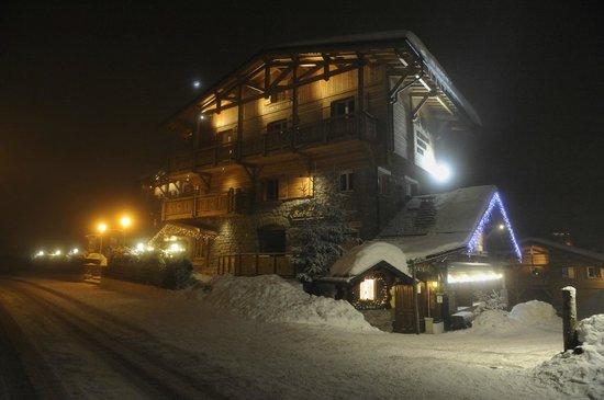 Le Tyrol : exterieur