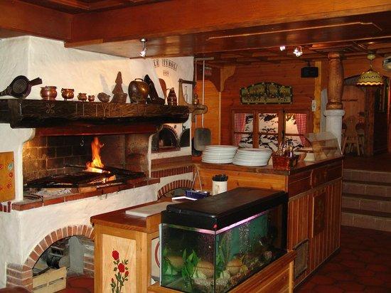 Le Tyrol : les grillades