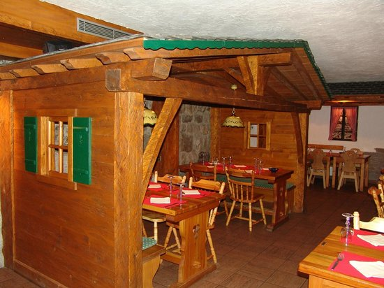 Le Tyrol : le chalet