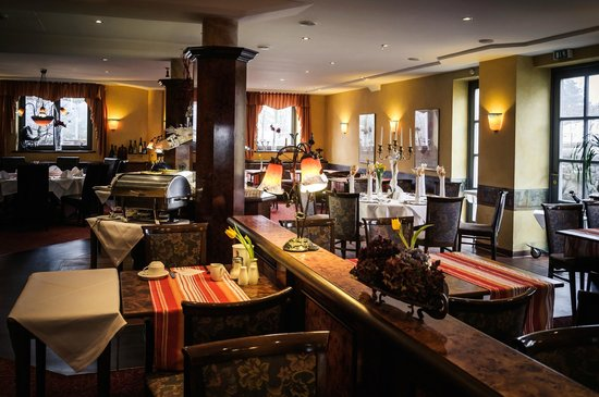 Hotel Asgard: Restaurant
