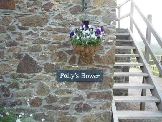 Lantallack Getaways: Polly