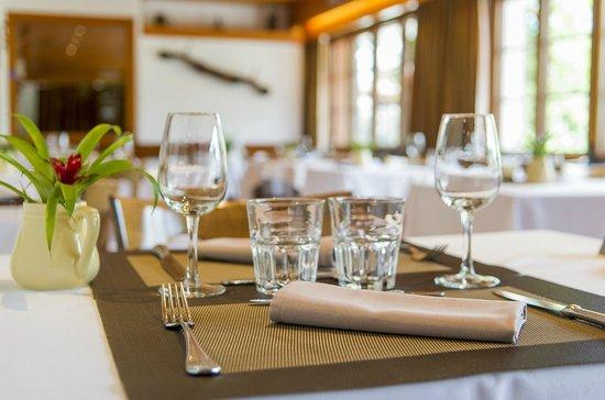 L'Echo des Montagnes: La salle de Restaurant