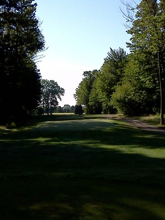 Deer Run Golf Course: view from #9 Fawn Tee