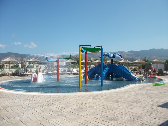 Kids water park 2 picture of pelagos suites hotel kos - Hotels in yeovil with swimming pool ...
