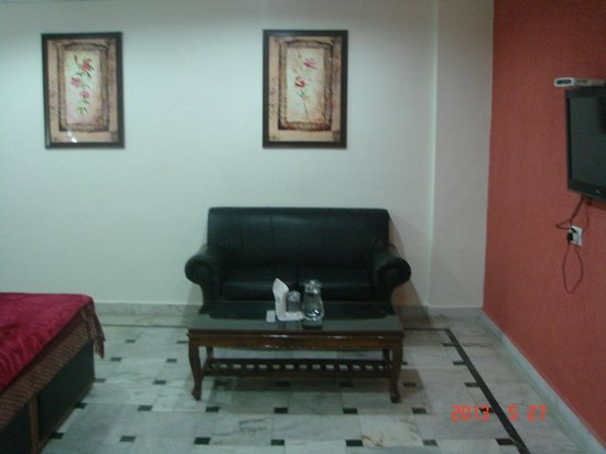 Hotel International: Stylish Decor