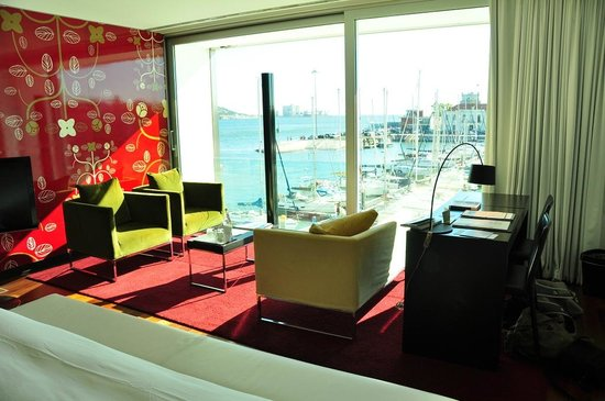 Altis Belém Hotel & Spa: Sitzecke Raum 209 Deluxe