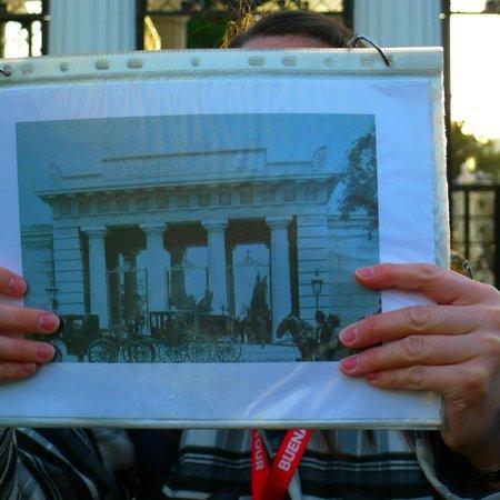 Buena Onda Free Tour: Example of old photo