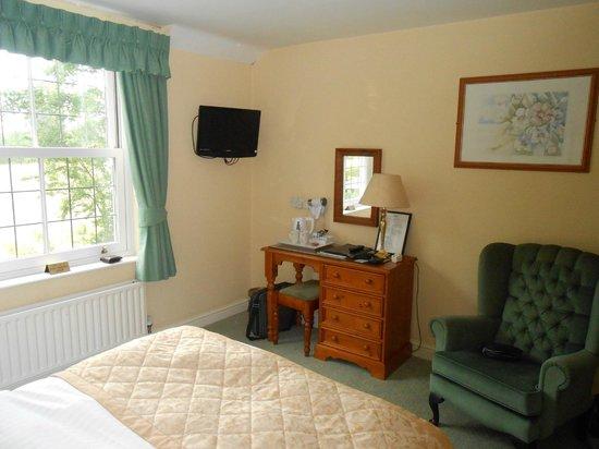 Stallingborough Grange Hotel: Hotel room 1.