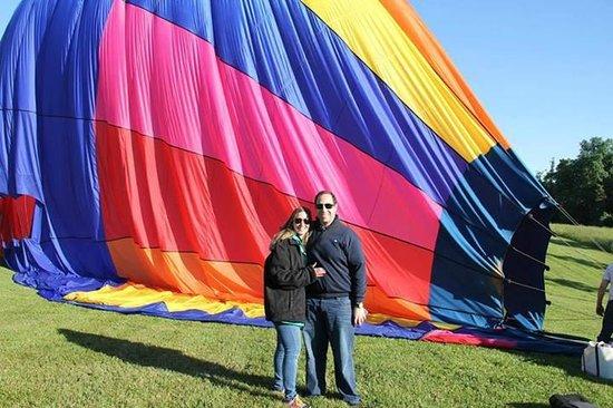 Boar's Head Ballooning - Private Flights: So much fun!