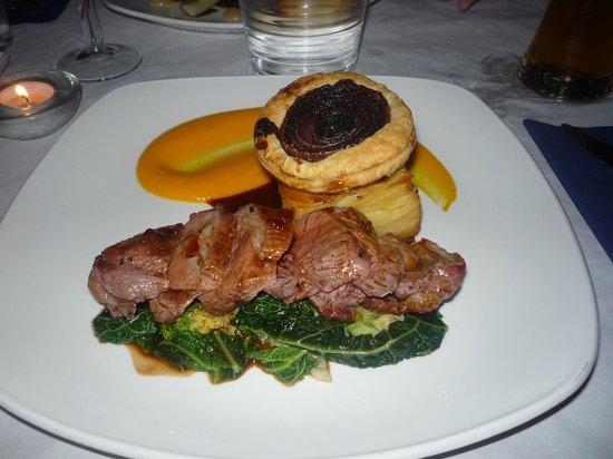 Wookey Hole Inn : Lamm