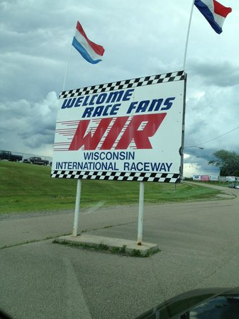 Kaukauna, Висконсин: Wisconsin International Raceway entry