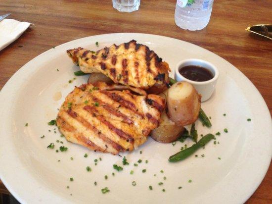 Rubinstein: Chicken breast