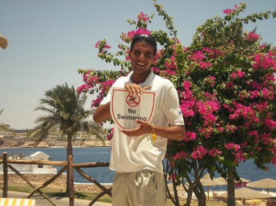Coral Beach Resort Tiran: ahmed