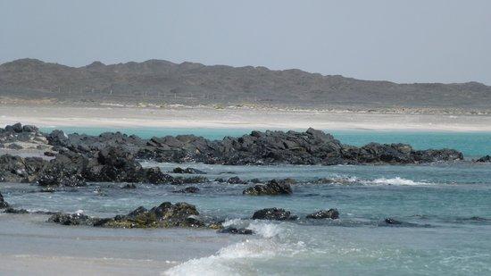 Masirah Island Resort: Einsame Buchten
