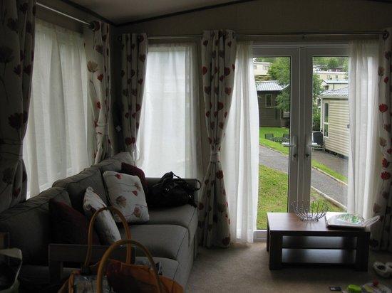 Brynteg Holiday Home Park: Caravan 116